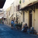 Old Rhodes City