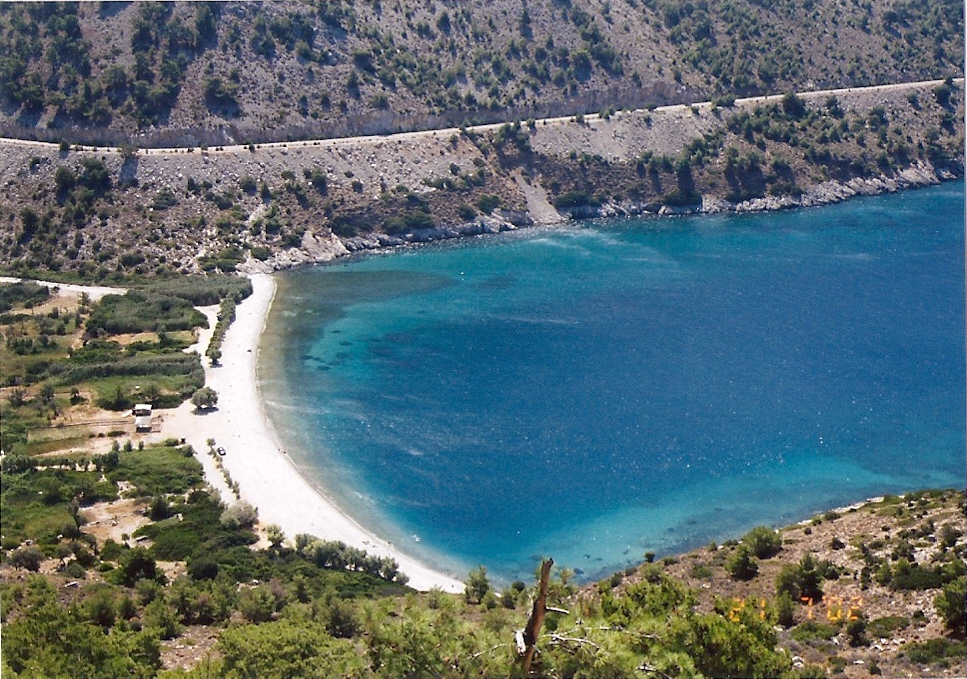 Beach Chios, Greece