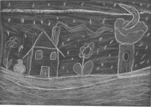 Greenfield - A Child's Drawing