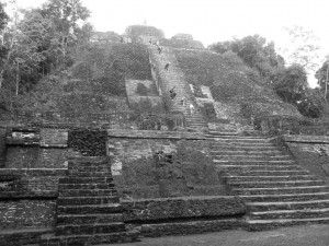 The Mayan Pyramids of Lamanai