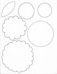 Patterns for Mother's Day Flowers Project0001