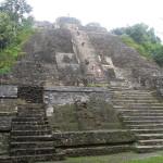 Mayan Pyramids, Lamanai. Belize