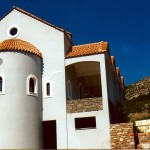 House on the island of Chios
