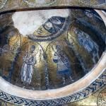 Byzantine mosaic New Moni Monastery Chios