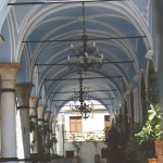 Church in Mesta, Chios
