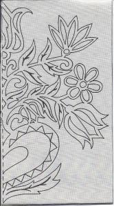 Paper Cut-out Pattern