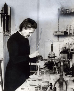 Marie Curie, Reluctant Feminist? - Marion Constantinides