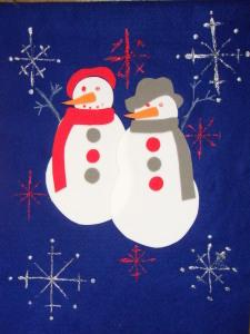 Winter Banner Design