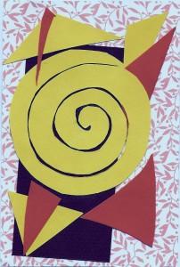 Summer/Four Seasons Paper Mural
