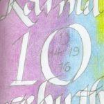 Karmic Number 10