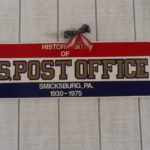 US Post Office sign