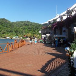 Harbor, Bay Islands, Honduras