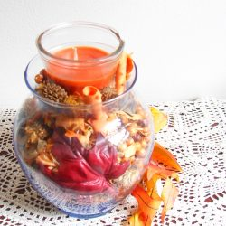 Autumn Votive Craft