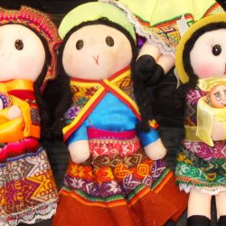 Dolls from Latin America