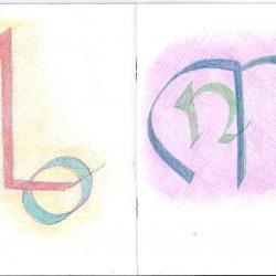 L - O & M - N