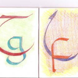 T - G & U - F
