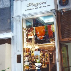 Pagoni, a shop in Kolonaki