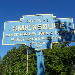 Named for Rev John G. Smick