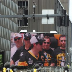 Crosby on the screen